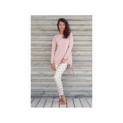 Bielizna nocna: Piżama Grey Ribbon - elegancki oversize