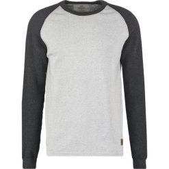 Swetry męskie: Kronstadt MAXIMUS Sweter charcoal / off white