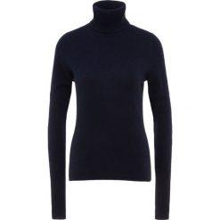 FTC Cashmere TURTLE NECK Sweter midnight. Niebieskie swetry klasyczne damskie FTC Cashmere, l, z kaszmiru. Za 1049,00 zł.
