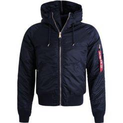 Alpha Industries Kurtka zimowa rep blue gold. Czarne kurtki męskie zimowe marki Alpha Industries, m, z aplikacjami. Za 839,00 zł.
