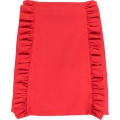 Minispódniczki: Kookai Spódnica trapezowa rubis