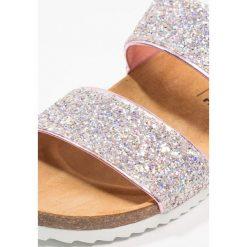 Kapcie damskie: Office OSLO Kapcie pink glitter
