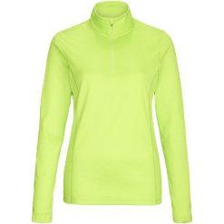 Bluzy sportowe damskie: KILLTEC Bluza damska Amali zielona r. 38