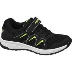 Trampki chłopięce: sneakersy dziecięce Vty czarne