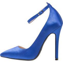 Szpilki: BEBO MELAINE Szpilki blue