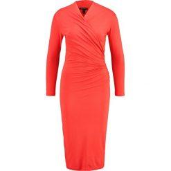 Sukienki hiszpanki: Baukjen DARTON Sukienka etui coral rose