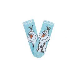 Skarpetki Kraina Lodu - Frozen. Białe bielizna dziewczęca marki Reserved, l. Za 3,99 zł.