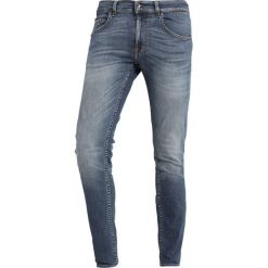 Tiger of Sweden Jeans Jeansy Slim Fit medium blue. Niebieskie jeansy męskie relaxed fit marki Tiger of Sweden Jeans. Za 629,00 zł.