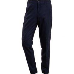 Chinosy męskie: Essentiel Antwerp Spodnie materiałowe dark navy