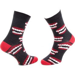 Skarpety Wysokie Unisex FREAK FEET - LWAM-BLR Czarny Kolorowy. Czarne skarpetki damskie marki Freak Feet, z bawełny. Za 19,99 zł.