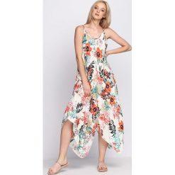 Sukienki: Kremowa Sukienka Cerise