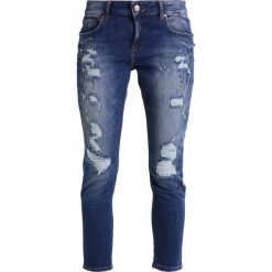 LTB MIKA Jeansy Slim Fit pond wash. Szare jeansy damskie marki LTB, z bawełny. W wyprzedaży za 175,45 zł.