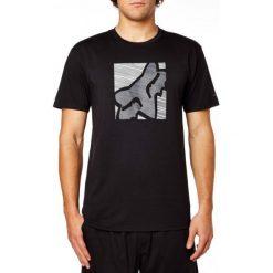 T-shirty męskie: FOX T-Shirt Męski Conjunction Ss Tech Tee S Czarny