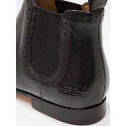 Botki damskie lity: Melvin & Hamilton SALLY Ankle boot black