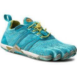 Buty VIBRAM FIVEFINGERS - Kmd Evo 15W4004  Light Blue/Grey/Yellow. Niebieskie buty do fitnessu damskie marki Vibram Fivefingers, z materiału, vibram fivefingers. Za 699,99 zł.