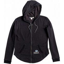 Roxy Bluza Hawser Hoodie B J Anthracite S. Czarne bluzy rozpinane damskie marki Roxy, s, z nadrukiem. W wyprzedaży za 179,00 zł.