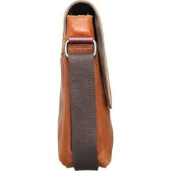 Bugatti GRINTA Torba na ramię cognac. Brązowe torby na ramię męskie marki Kazar, ze skóry, przez ramię, małe. Za 869,00 zł.