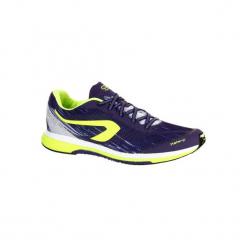 Buty do biegania KIPRUN RACE damskie. Fioletowe buty do biegania damskie marki KALENJI, z gumy. Za 249,99 zł.