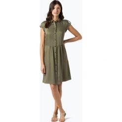 Odzież: BOSS Casual - Sukienka damska – Amilly, zielony