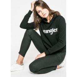 Bluzy rozpinane damskie: Wrangler - Bluza Logo Hoodie