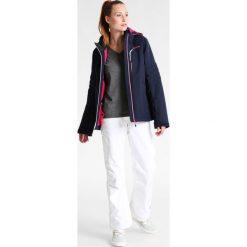 Ziener TARJA Kurtka narciarska blue navy. Niebieskie kurtki damskie narciarskie marki Ziener, z materiału. W wyprzedaży za 687,20 zł.