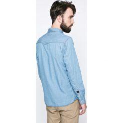 Koszule męskie jeansowe: Produkt by Jack & Jones - Koszula