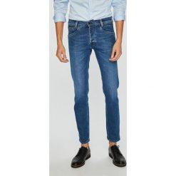 Pepe Jeans - Jeansy Spike. Niebieskie jeansy męskie regular marki Pepe Jeans. Za 439,90 zł.