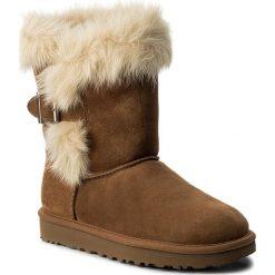 Buty zimowe damskie: Buty UGG – W Deena 1018304 W/Che
