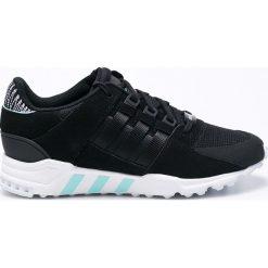 Adidas Originals - Buty Eqt Support. Czarne buty sportowe damskie adidas Originals, z materiału. W wyprzedaży za 299,90 zł.
