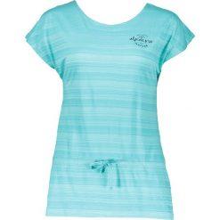 """T-shirty damskie: Koszulka """"Alina"""" w kolorze turkusowym"""