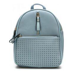 Bessie London Plecak Damski Niebieski. Niebieskie plecaki damskie Bessie London, eleganckie. Za 179,00 zł.