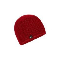 Czapki Salewa  Czapka  Sarner Wo Beanie 26692-6330. Czerwone czapki zimowe męskie Salewa. Za 133,17 zł.