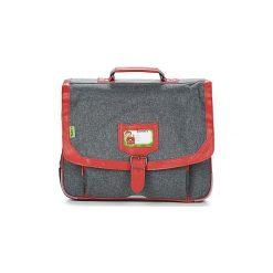 Teczki Tann's  CLASSIC CARTABLE 38CM. Szare torebki klasyczne damskie Tann's. Za 231,20 zł.
