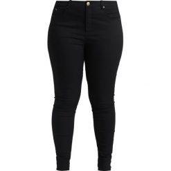 ADIA MILAN PANT FANTASY Jeans Skinny Fit black. Czarne jeansy damskie ADIA. Za 379,00 zł.