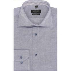 Koszula bexley 2585 długi rękaw ssf granatowy. Szare koszule męskie marki Recman, m, z długim rękawem. Za 149,00 zł.