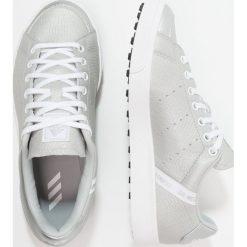 Buty sportowe damskie: adidas Golf ADICROSS CLASSIC Obuwie do golfa silver metallic/footwear white/core black