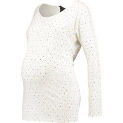 Bluzki asymetryczne: Envie de Fraise JANE Bluzka z długim rękawem off white