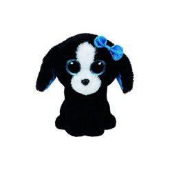 Maskotka TY INC Beanie Boos Tracey Pies czarno-biały 15 cm 37191. Białe przytulanki i maskotki marki TY INC, z materiału. Za 19,99 zł.