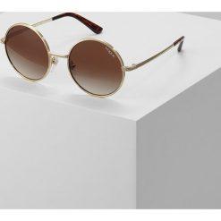 VOGUE Eyewear GIGI HADID Okulary przeciwsłoneczne pale goldcoloured. Brązowe okulary przeciwsłoneczne damskie aviatory VOGUE Eyewear. Za 579,00 zł.