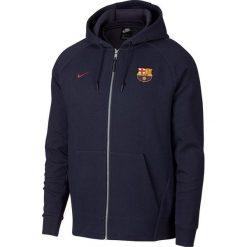 Bejsbolówki męskie: Nike Bluza męska FC Barcelona granatowa r. XL (892452 451)