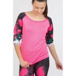 Bluzki damskie: Spokey Koszulka damska BALLS różowa r. S (839493)