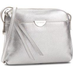 Torebka COCCINELLE - CV3 Mini Bag E5 CV3 55 D3 07 Silver Y69. Szare listonoszki damskie Coccinelle, ze skóry. Za 699,90 zł.