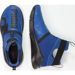 Buty sportowe damskie: Puma FIERCE  Obuwie treningowe true bluepuma black