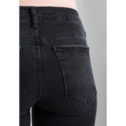 GAP ANKLE  Jeans Skinny Fit worn black. Czarne jeansy damskie GAP. Za 249,00 zł.