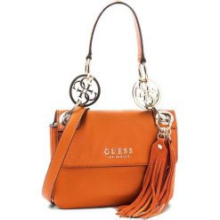 Torebka GUESS - HWVG70 94180  SPI. Brązowe torebki klasyczne damskie Guess, z aplikacjami, ze skóry ekologicznej. Za 539,00 zł.