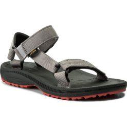 Sandały TEVA - Winsted Solid 1017420 Black/Red. Szare sandały męskie Teva, z materiału. W wyprzedaży za 159,00 zł.