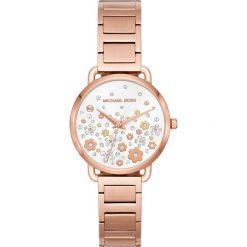Zegarek MICHAEL KORS - Portia MK3841 Rose Gold/Rose Gold. Czerwone zegarki damskie Michael Kors. Za 1050,00 zł.