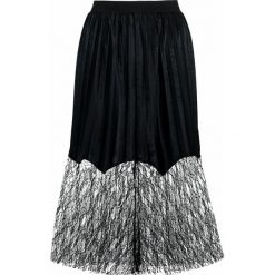 Spódniczki trapezowe: Navy London MILA Spódnica trapezowa black
