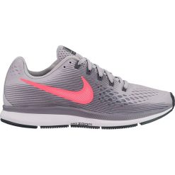 Buty do biegania damskie NIKE AIR ZOOM PEGASUS 34 / 880560-006 - NIKE AIR ZOOM PEGASUS 34. Szare buty do biegania damskie marki Nike. Za 349,00 zł.