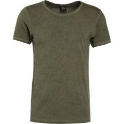 BOSS Orange TROY Tshirt basic dark green. Zielone koszulki polo BOSS Orange, m, z bawełny. Za 249,00 zł.
